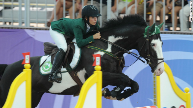 Female Saudi athlete: A dream come true