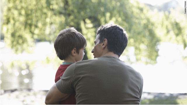 Let your child know that parents and kids don't keep secrets from each other.