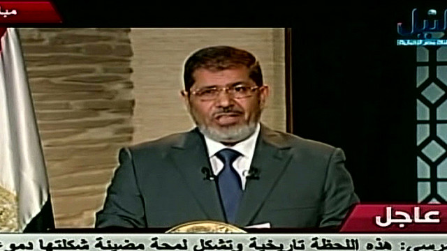 Questions surround Morsi win in Egypt