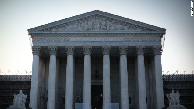Toobin: Court appears split on Obamacare