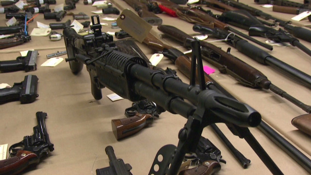 Chicago police collect 5,500+ firearms