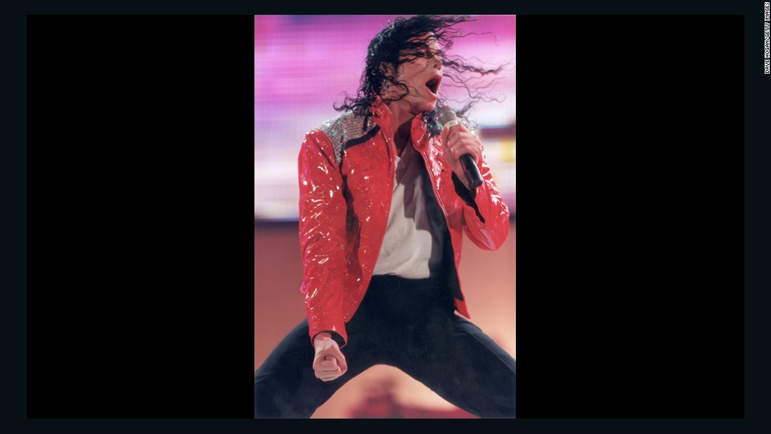 Jackson broke a world record during the Bad tour in 1988, when 504,000 people attended seven sold-out shows at Wembley Stadium in London.