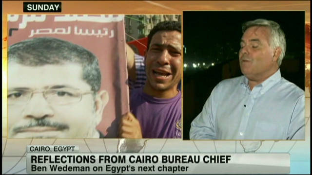CNN's Cairo bureau chief reflects