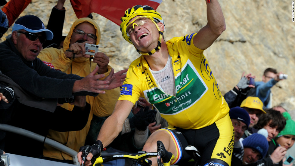 Thomas Voeckler made a heroic effort to win the Tour de France for the home nation last year -- eventually finishing fourth -- and will look to spring a further surprise in 2012.