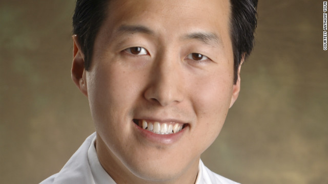 Dr. Anthony Youn is a plastic surgeon in metro Detroit.