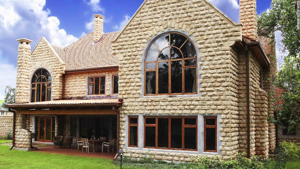 Types of houses in kenya for Beautiful house designs kenya