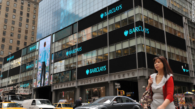 Barclay's pays for tweaking bank rates