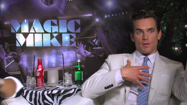 'Magic Mike' stars talk art of stripping