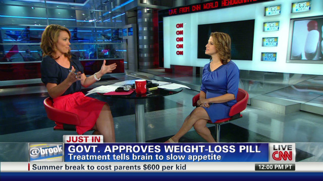 Weight-loss pill claims to fight obesity