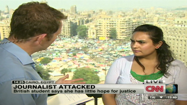 Not just foreigners attacked in Egypt