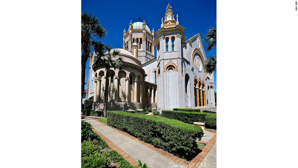 Visitors to Memorial Presbyterian Church are often impressed with the story behind the building, which was dedicated to the daughter of business tycoon Henry Morrison Flagler after her death.