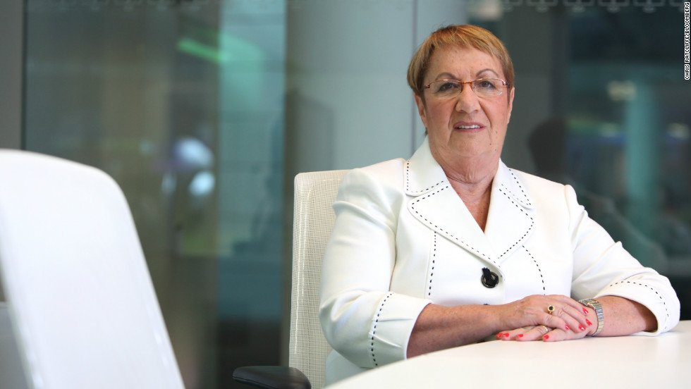 Ester Levanon is the Tel Aviv Stock Exchange's first female CEO, and the first non-economist. She has a background in IT, having formerly launched the Israeli Security Service's IT division.