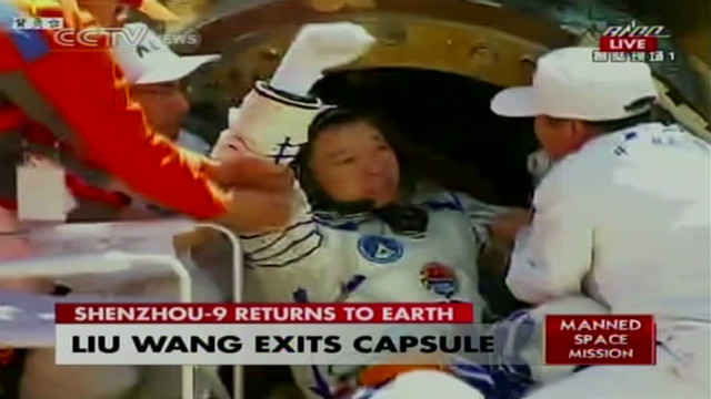 Mission accomplished: China's space mission
