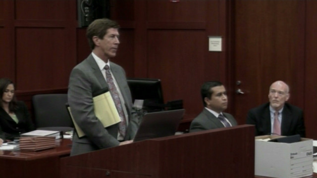 Defense says Zimmerman deserves bond