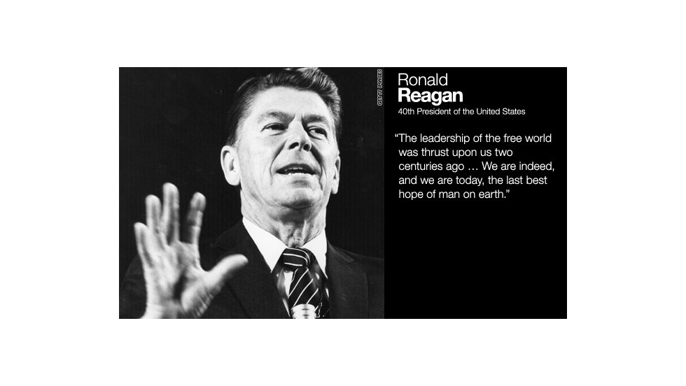 Reagan's speech to the first Conservative Political Action Conference, January 25, 1974.