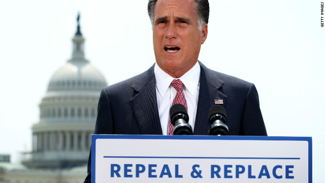 3 questions on Romney's Medicare plan