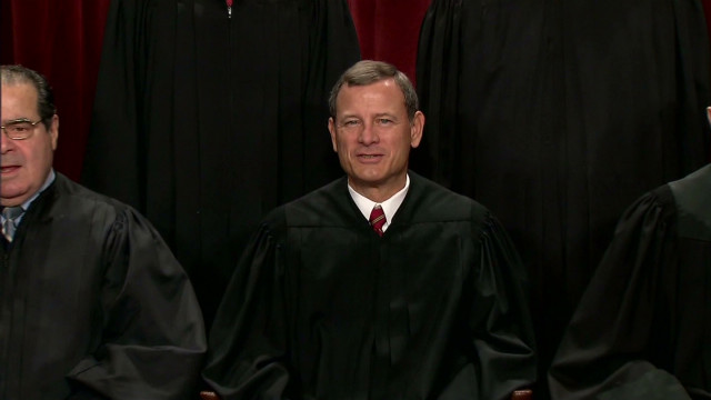 Behind Justice Roberts' decision