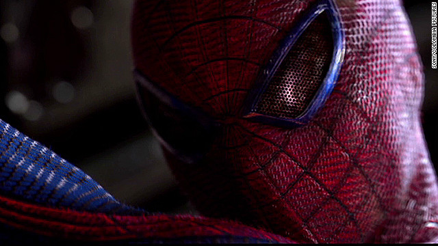 Latest 'Spider-Man' film hits theatres