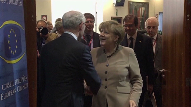 Eurozone reaches a deal
