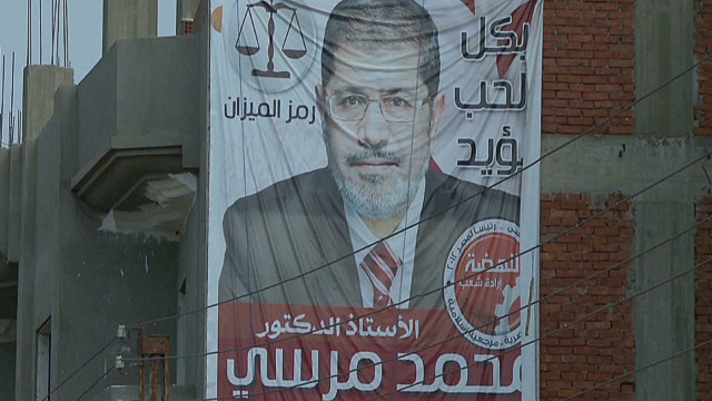 A closer look at Mohammed Morsi