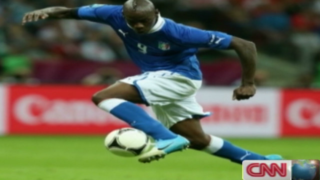 Can Balotelli lead Italy to glory?