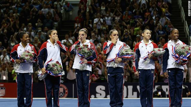 Kerri Strug talks Olympic gymnastics