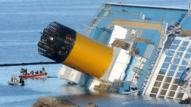 Remembering the Costa Concordia