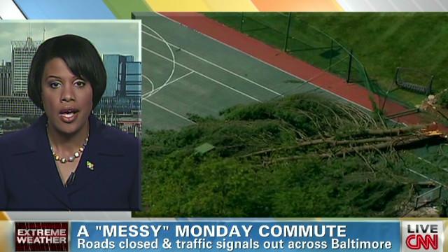Baltimore mayor talks heat wave