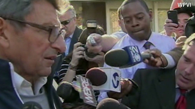 Paterno's role in Sandusky case examined