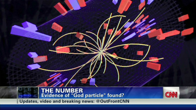 The Number: Search for the God Particle