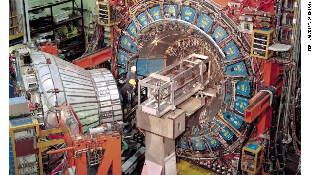 The scientists outlined their final analysis based on research and particle collisions using the Fermilab Tevatron collider near Batavia, Illinois.