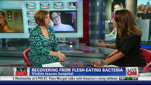 exp Jennifer Bixler and Aimee Copeland in rehabilitation CNN_00002601