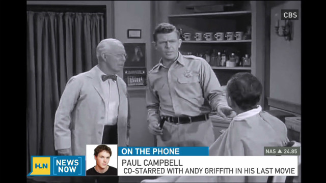 Griffith co-star: Andy one of a kind