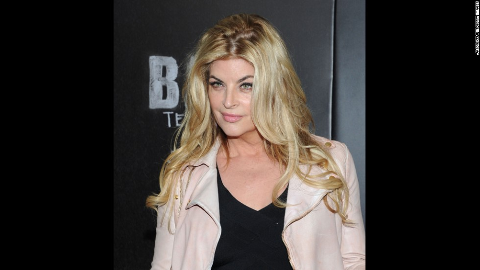 In 2010, actress Kirstie Alley told CNN's Larry King that Scientology, her faith for three decades, has helped her lose weight.