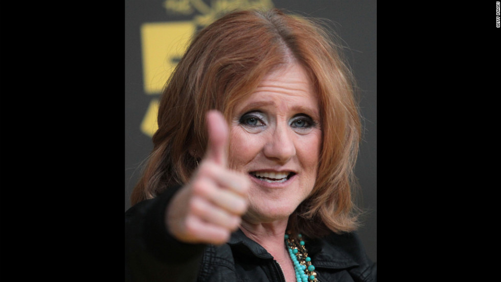 A high-profile member of the Church of Scientology, Nancy Cartwright is also the voice of Bart Simpson on the animated series.