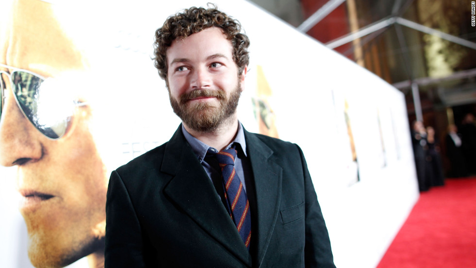 "Actor Danny Masterson is known for his role in ""That '70s Show."""