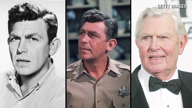 A co-star's crush: Andy Griffith dies