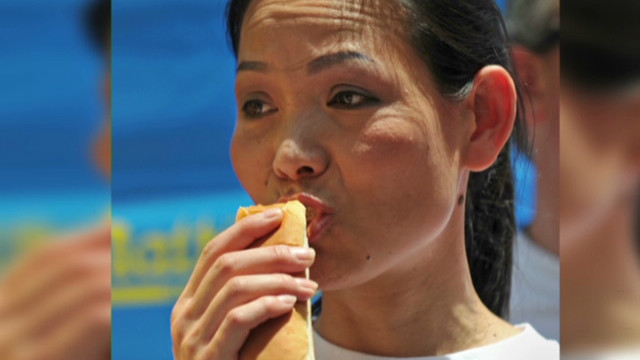 Unlocking the keys to competitive eating