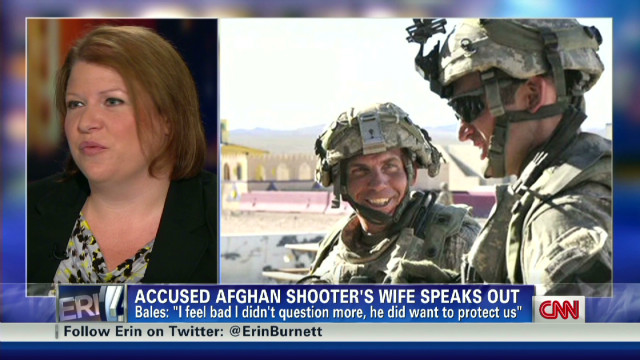 2012: Sgt. Bales' wife speaks out