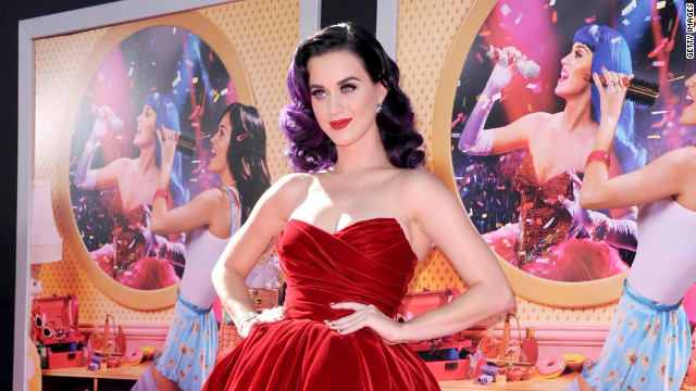 "In the 3-D concert film ""Katy Perry: Part of Me,"" Katy Perry showcases her joy for music."