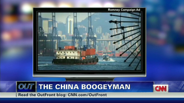 Pres. Obama, Romney slams China