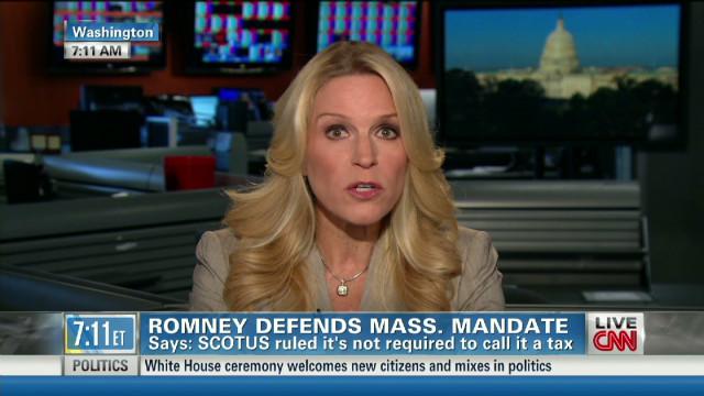 Stewart: Romney wants free market reform