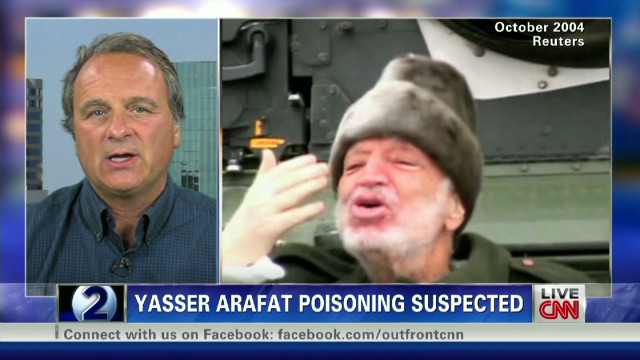 Was Yasser Arafat poisoned?