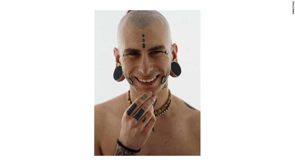 Tattoos And Piercings How Young Is Too Young Cnn Com