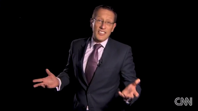 Richard Quest CNN Explains Royal wedding 2011