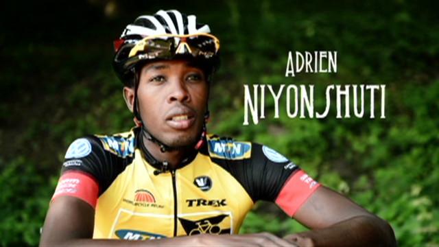 Human to Hero: Adrien Niyonshuti