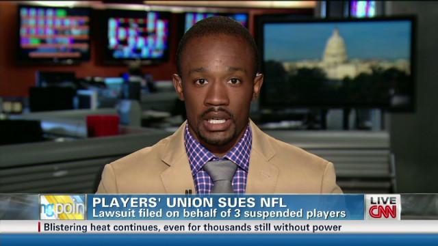 NFLPA sues over bounty suspensions