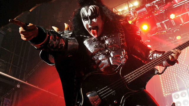 Why Gene Simmons doesn't drink