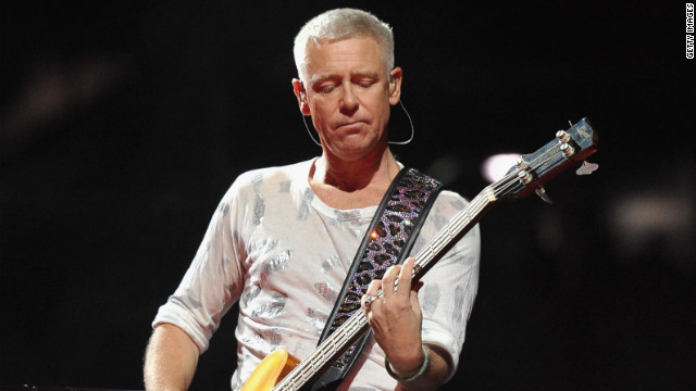 Adam Clayton wasn't in court for the sentencing of his former aide, but he gave evidence for the prosecution.