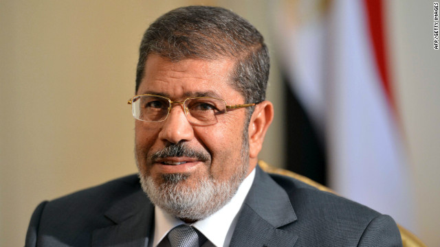 Egyptian President Mohamed Morsy played a key role in the just-negotiated cease-fire between Hamas and Israel.